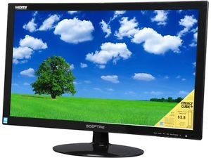 "Sceptre 27"" LED monitor"